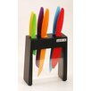 Gela Global 7 Piece Non-Stick Coated Knives Set