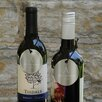JDS Personalized Gifts Personalized Gift Monogram Wine Bottle Medallion (Set of 2)