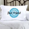 JDS Personalized Gifts Personalized Gift Felicity Bouncy Bouquet Pillowcase