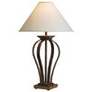 "Nova Rawhide 28"" H Table Lamp with Empire Shade"