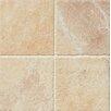 """Bedrosians Rok 6.5"""" x 6.5"""" Porcelain Field Tile in Almond"""