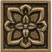 "Bedrosians Ambiance Insert Romanesque 2"" x 2"" Resin Tile in Bronze"