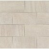 "Bedrosians Purestone 12"" x 24"" Porcelain Field Tile in Grigio"