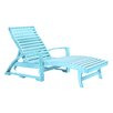 CR Plastic Products St. Tropez Chaise Lounge