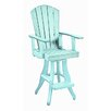 "CR Plastic Products Generations 28"" Bar Stool"