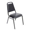 Regency Restaurant Stacker Rectangular Back Banquet Chair
