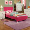 Sandberg Furniture Dulce Panel Customizable Bedroom Set