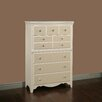Sandberg Furniture Marilyn 5 Drawer Chest