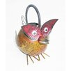 D-Art Collection Iron Owl Watering Can