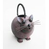 D-Art Collection Iron Cat Watering Can