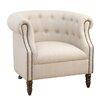 Jofran Grace Tufted Arm Chair