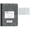 Moore Wallace Na Dba Tops Wide Ruled Classic Composition Notebook