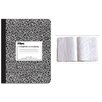 Moore Wallace Na Dba Tops Quad Ruled Composition Notebook