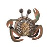 Flipo Group Limited Pacific Accents Beach Comber Crab Votive