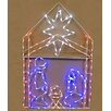 Queens of Christmas LED Nativity Scene Christmas Decoration