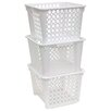 United Solutions Large Nesting Stacking Crate