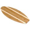 Wilshire Industries Bamboo Solana Surf Board Cutting Board
