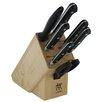 """Zwilling JA Henckels Pro """"S"""" 8 Piece Cutlery Block Set"""
