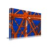 Maxwell Dickson 'Golden Passage' Golden Gate Bridge Graphic Art on Wrapped Canvas