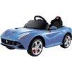 Best Ride On Cars Ferrari 12V Battery Powered Car