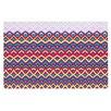 KESS InHouse Deco Horizons II Doormat
