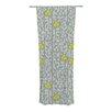 KESS InHouse Deco Orchid Curtain Panels (Set of 2)