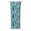 KESS InHouse My Kind of Chicago Curtain Panels (Set of 2)