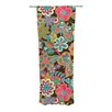 KESS InHouse My Butterflies and Flowers Curtain Panels (Set of 2)