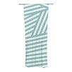 KESS InHouse Stripes Curtain Panels (Set of 2)