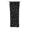 KESS InHouse Watercolor Dots Curtain Panels (Set of 2)