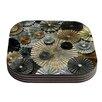 KESS InHouse All That Glitters by Heidi Jennings Coaster (Set of 4)