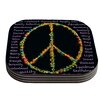 KESS InHouse Peaceful Meditation by Anne LaBrie Coaster (Set of 4)