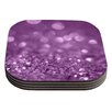 KESS InHouse Radiance by Beth Engel Coaster (Set of 4)