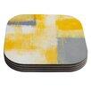 KESS InHouse Breakfast by CarolLynn Tice Coaster (Set of 4)