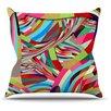 KESS InHouse Fun by Danny Ivan Throw Pillow