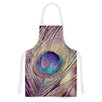 KESS InHouse Proud as a Peacock by Nastasia Cook Feather Artistic Apron