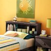 South Shore Zach Twin Bookcase Headboard