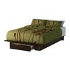 South Shore Holland Full/Queen Storage Platform Bed