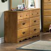 South Shore Roslindale 6 Drawer Double Dresser