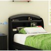 South Shore Lazer Twin Bookcase Headboard