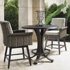 Tommy Bahama Outdoor Blue Olive 3 Piece Dining Set