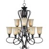 Maxim Lighting Infinity 9-Light Chandelier