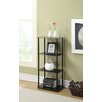 "Convenience Concepts Midnight Tower 39"" Accent Shelves"