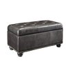 Convenience Concepts Designs4Comfort Avenue Storage Ottoman