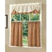 Dainty Home Kitchen Sunrise Curtain Set (Set of 3)