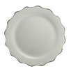 "Ten Strawberry Street Oxford 11"" Dinner Plate (Set of 6)"