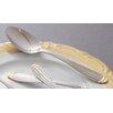 Ten Strawberry Street Parisian Gold Stainless Steel Dinner Spoon (Set of 4)