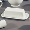 Classic White Butter Dish