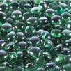 Wholesalers USA 5 lbs of  Glass Gems in Aqua Green