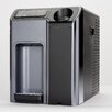 Global Water Hot and Cold Countertop Water Cooler in Silver and Black